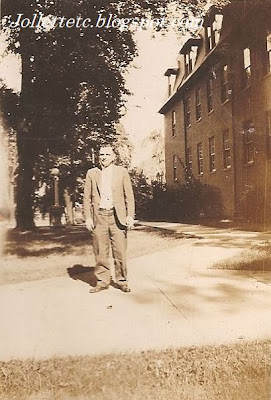 Robert Williams of Martinsburg, WV August 1928