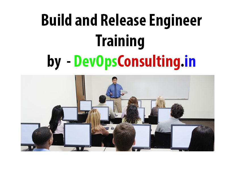 Build And Release Training By DevOpsConsulting.in