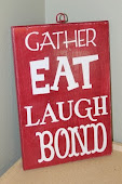 Dining Room/Kitchen Sign