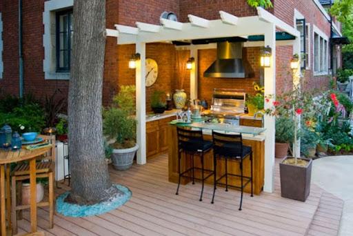 Country Style Backyard Ideas :  backyard designs; backyard design ideas; backyard landscaping ideas