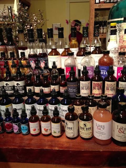 Best selection of bitters in the country