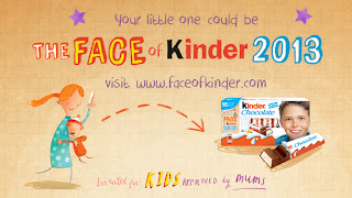 Face of Kinder Campaign