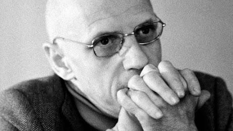 O filósofo Michel Foucault