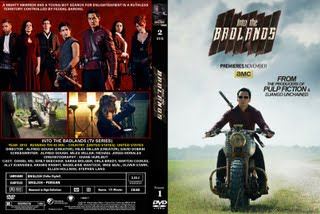 INTO THE BADLANDS - PRIMEIRA TEMPORADA COMPLETA