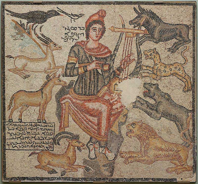 Turkey hopeful US will return Orpheus Mosaic