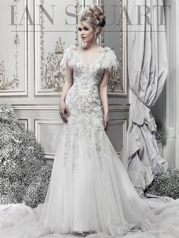 Espectaculares vestidos de novias | Colección Ian Stuart