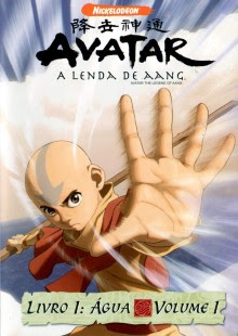 Avatar - A Lenda de Aang - Todas as Temporadas - HD 720p