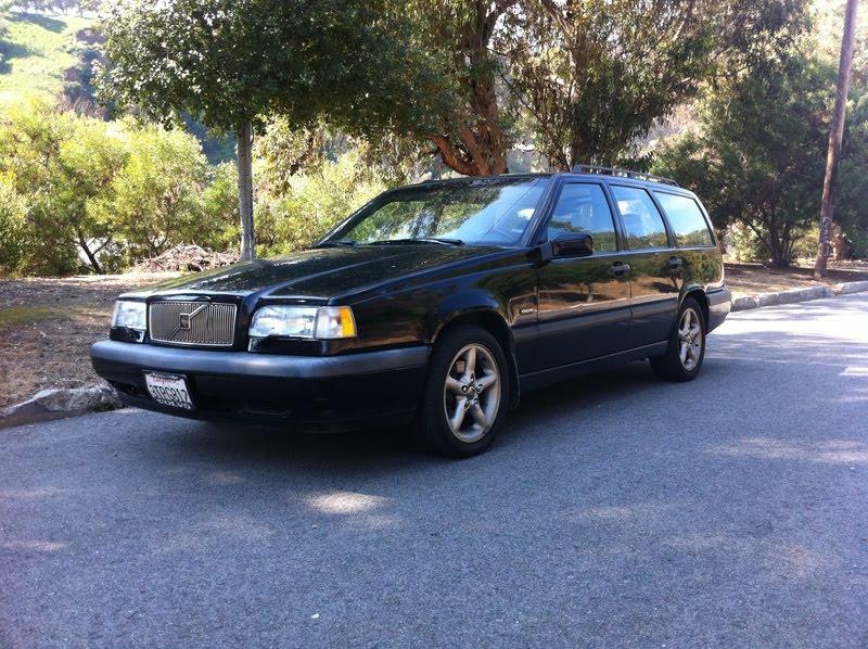 97 Volvo 850 Wagon. 1997 Volvo 850 T5 Wagon - The