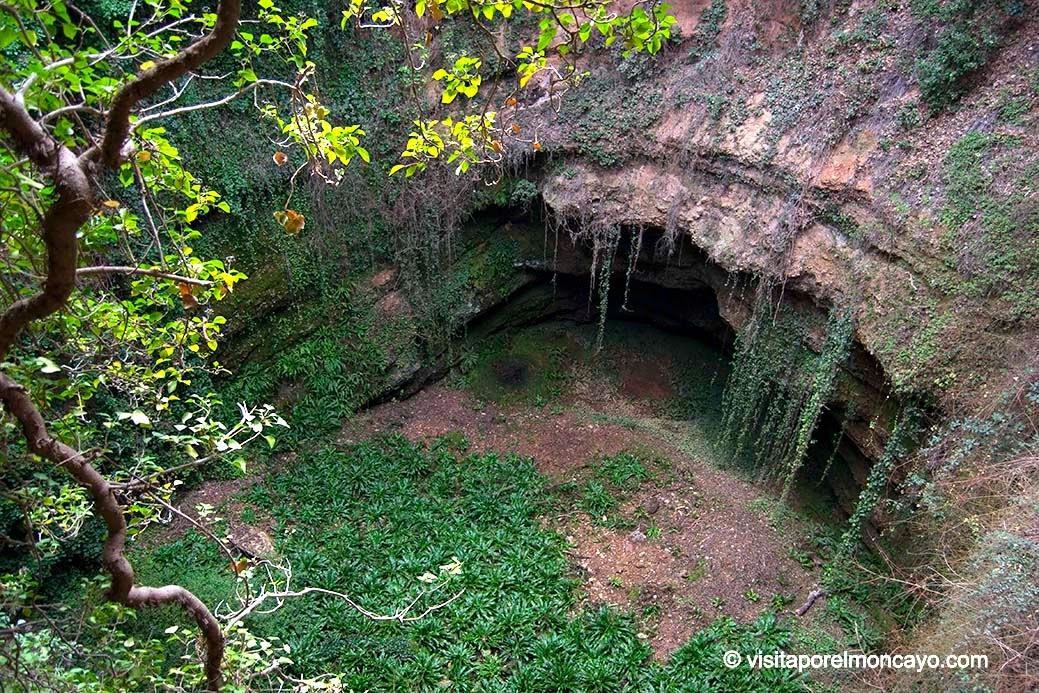 Pozo de los Aines Grisel comarca de Tarazona y el Moncayo Leyena