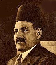 مصطفى النحاش (من اجل مصر عقدت معاهدة 36ومن اجل مصر اطالبكم اليوم بالغائها
