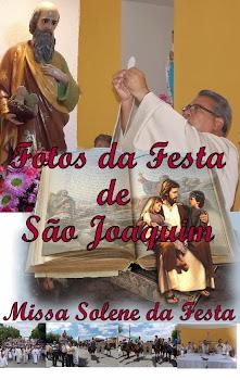 Fotos da Missa de Encerramento da Festa de São Joaquim