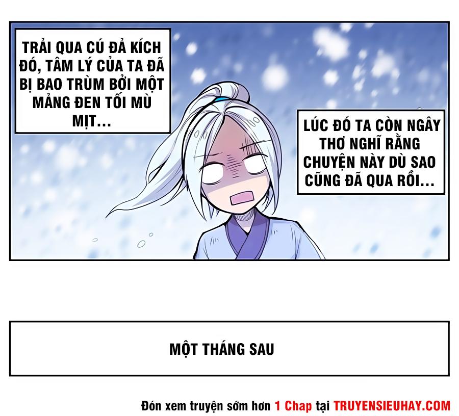 Cuộc sống thoái ẩn của võ lâm chi vương chap 0 - Trang 12