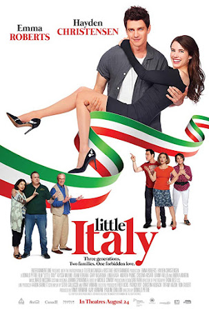 Poster Of Hollywood Film Watch Online Little Italy 2018 Full Movie Download Free Watch Online 300MB