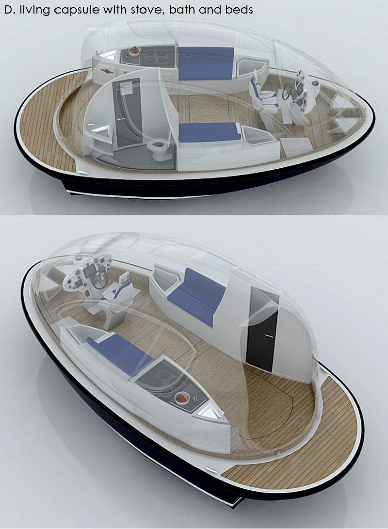 If It's Hip, It's Here (Archives): A Jet Ski and a Yacht ...
