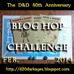 D&D 40th Anniversary