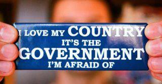 Joke on Government.