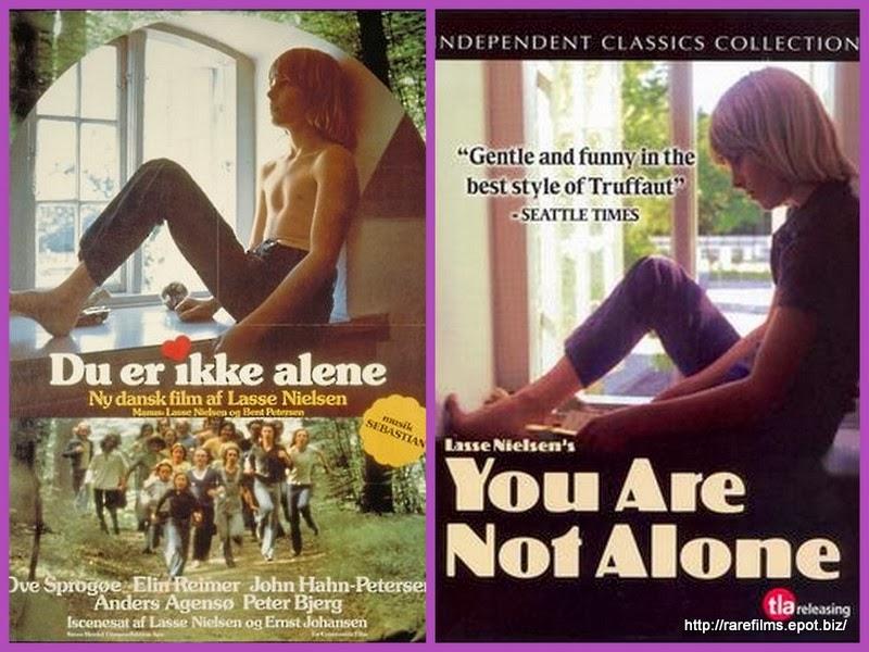 Ты не один / Du er ikke alene / You are not alone.