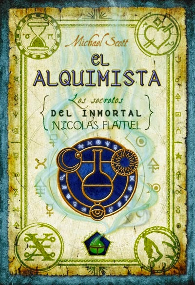 Reseña: El alquimista los secretos del inmortal Nicolás Flamel de Michael Scott