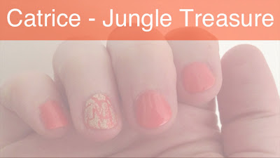 [notd] Jungle Treasure Candy Cane