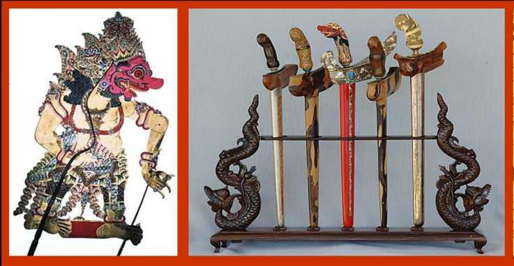 contoh karya seni kriya tradisional