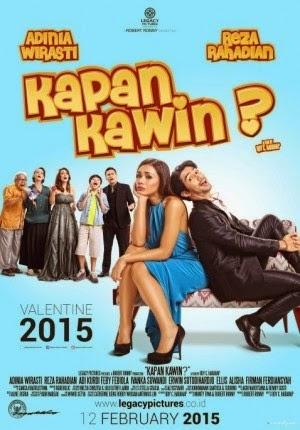 Review Film Kapan Kawin 2015 Terbaru