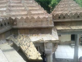 someshwara temple, bhangarh, rajasthan