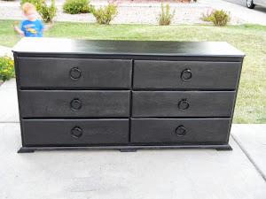 Black Dresser  *SOLD*