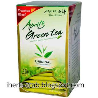افضل شاي اخضر كوري