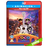 Coco (2017) 3D SBS 1080p Audio Dual Latino-Ingles