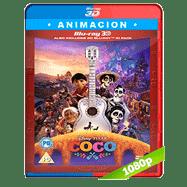 Coco (2017) 3D SBS 1080p Audio Dual Latino-Ingles