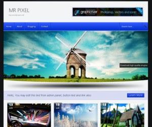 WebCorp WordPress Theme