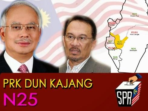Agak-Agak Siapa Yang Akan Menang Jika PM Lawan Anwar Di DUN Kajang