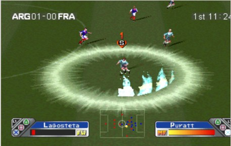 Super Shot Soccer - Mediafire