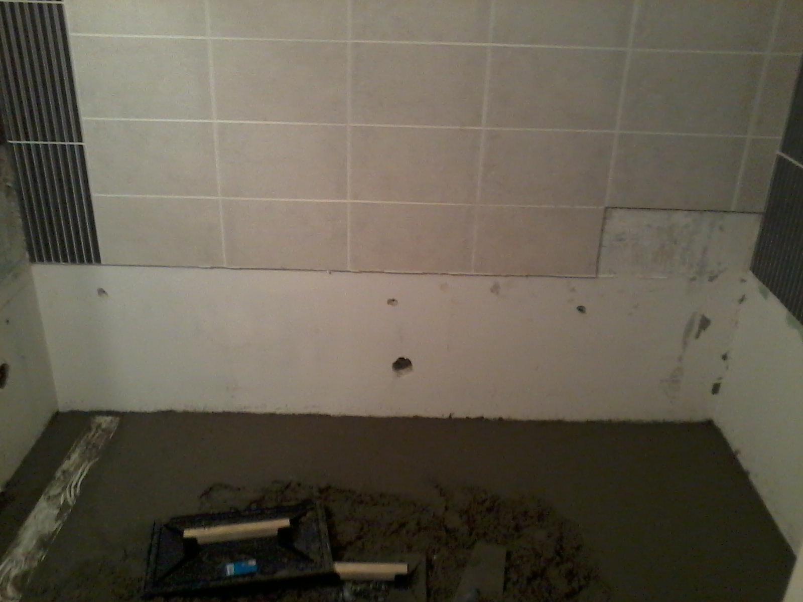 Remplacement d 39 une baignoire par un bac douche for Pose d un bac a douche