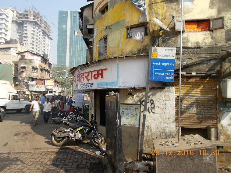 The Brothels of Mumbai.