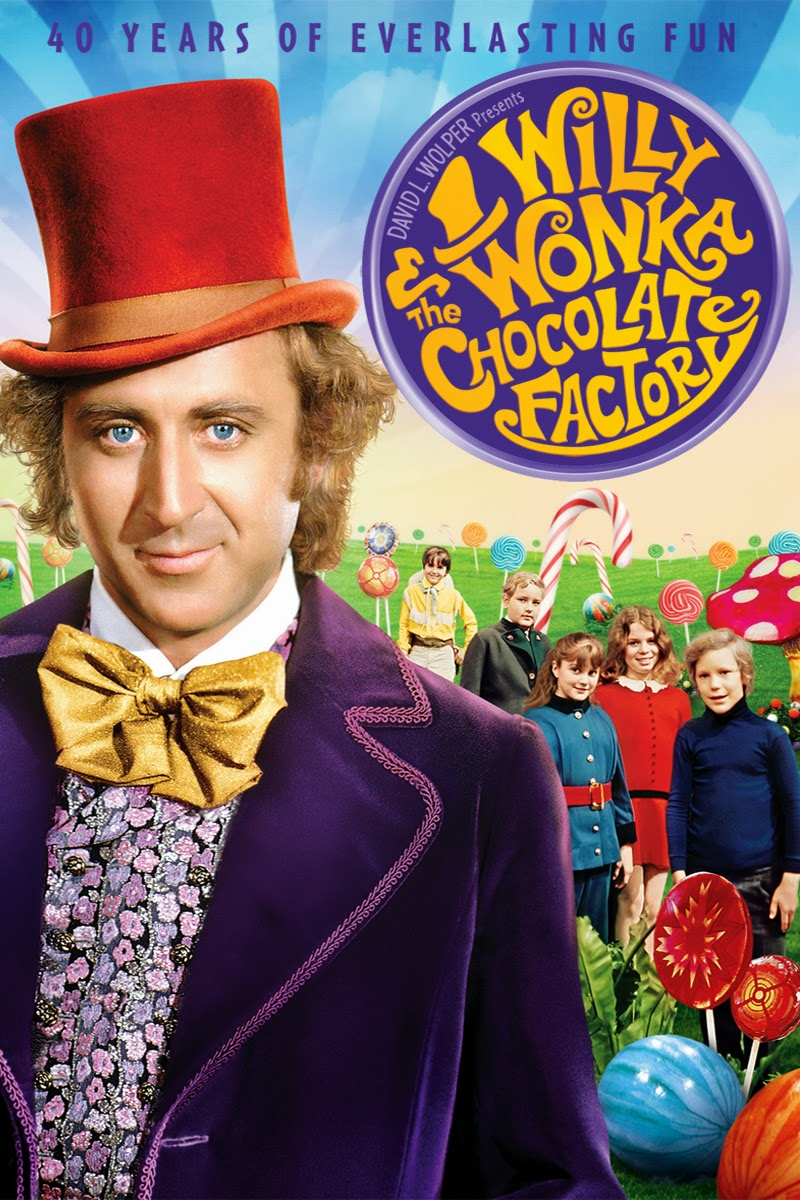 Spark And All Charlie And The Chocolate Factory