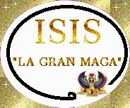 """TIENDA ESOTÉRICA ISIS """"LA GRAN MAGA"""""""
