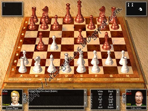 Free Download Games - Chess Mate