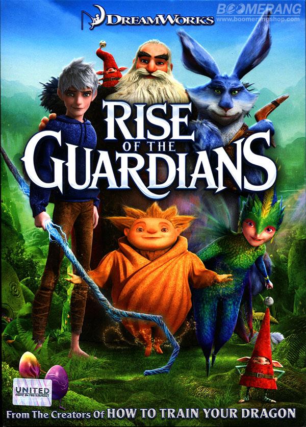 ดูการ์ตูน:ห้าเทพผู้พิทักษ์ Rise of the Guardians