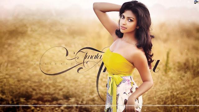 Actress Amala Paul HD Wallpapers
