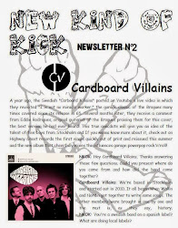 New Kind Of Kicks newsletter 2