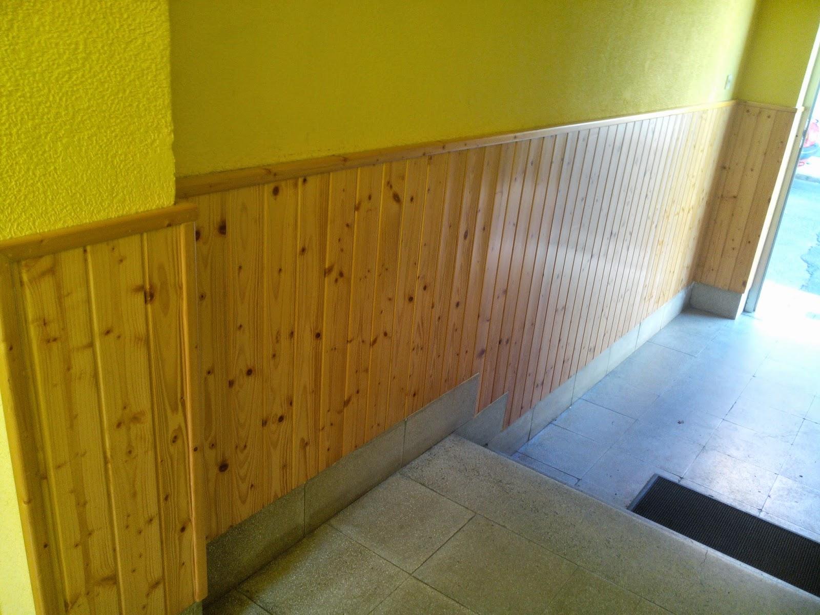 Para paredes con humedad amazing otros servicios de pvc - Pintar paredes con humedad ...