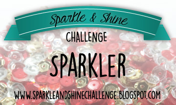Winner at Sparkle and Shine!