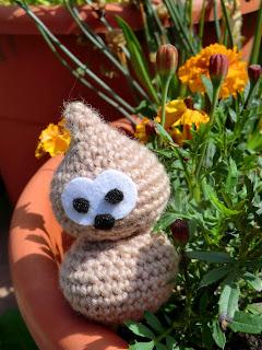 Crochet Zingy Pattern : Amigurumi Barmy: EDF energy crochet pattern