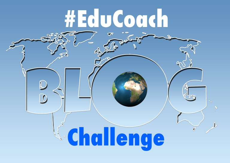 #educoach Blogging Challenge