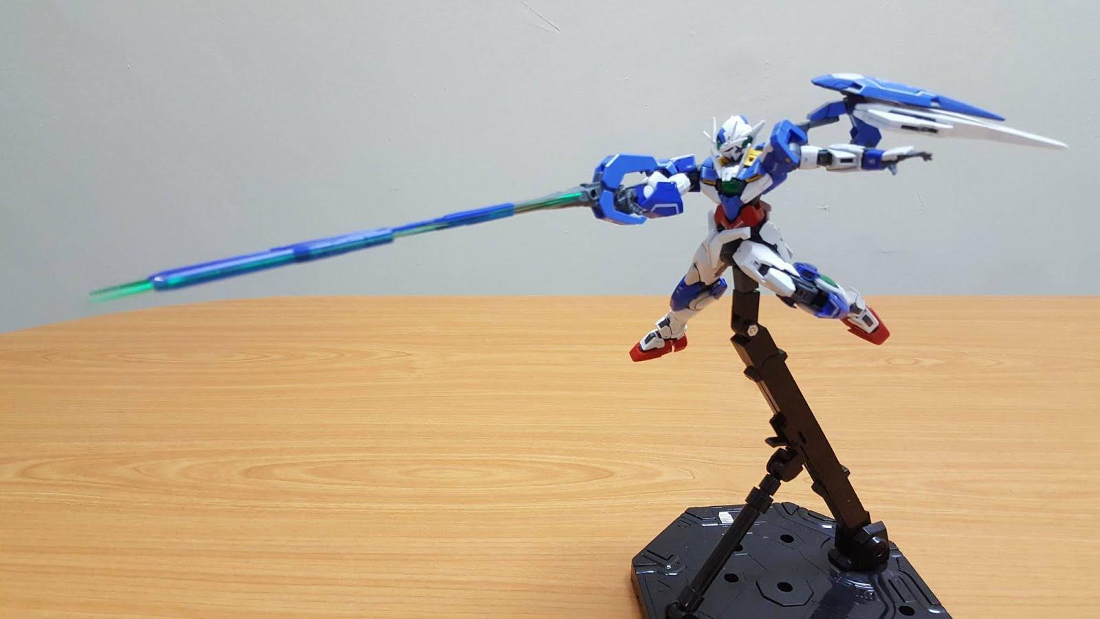 Rg 1 144 Gundam 00 Qant Review Blog Bandai Hgoo Gnt 0000 Qanta No Support Bruhs
