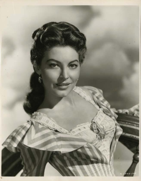 Ava gardner web site show boat 1951 for Gardner website