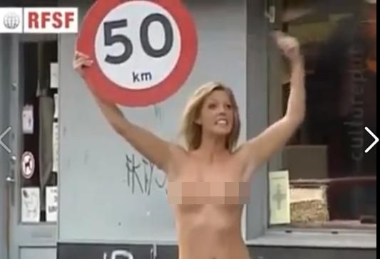Wanita Seksi Dapat Kurangkan Speed Trap Dan Kemalangan Jalanraya