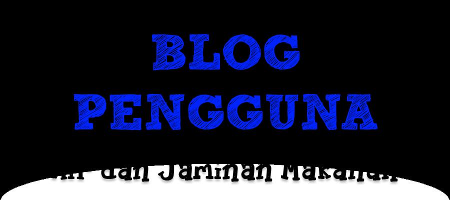 ★ Blog Pengguna ★