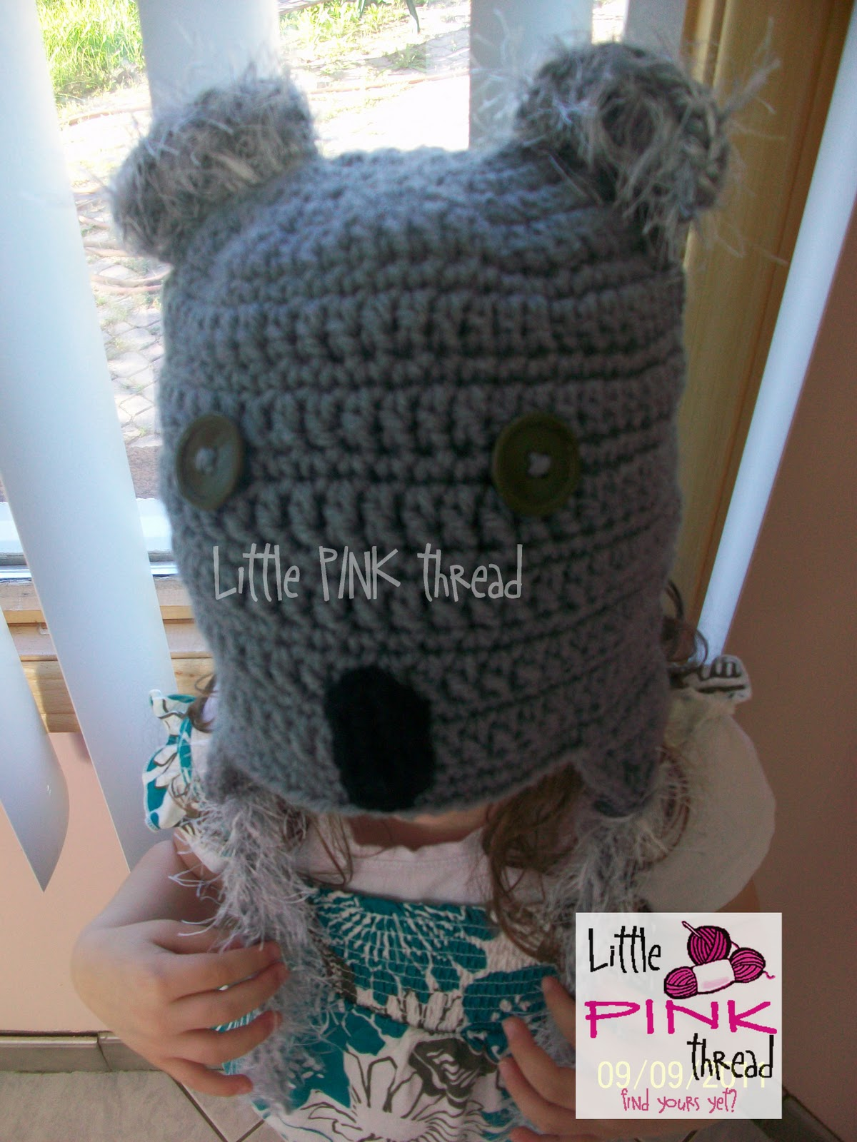 Koala Hat Knitting Pattern Free : A Mamas Two Cents Worth... While They Are Napping: Where ...